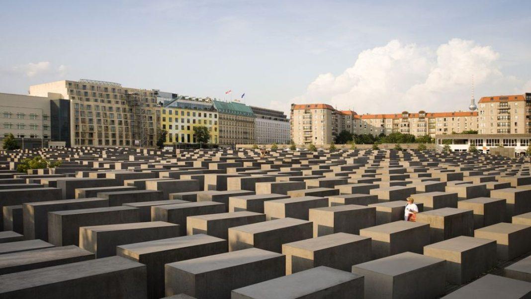 Μνημείο Εβραίων Πεσόντων, Βερολίνο