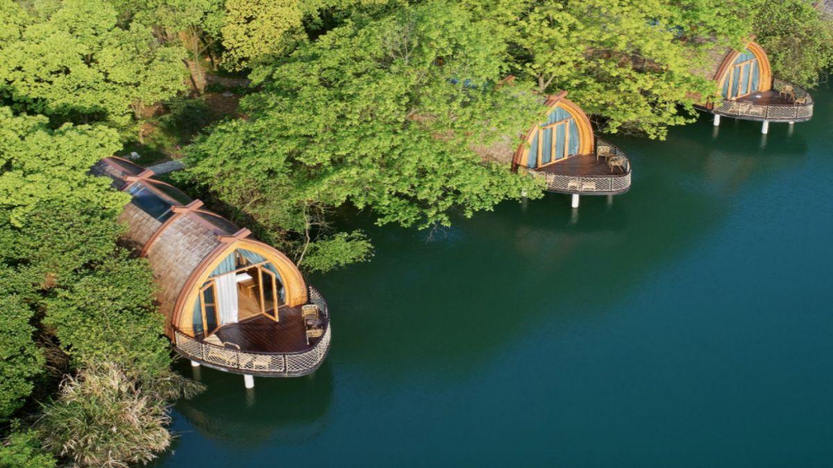 6+1 ξενοδοχεία στον κόσμο με κορυφαία αρχιτεκτονική