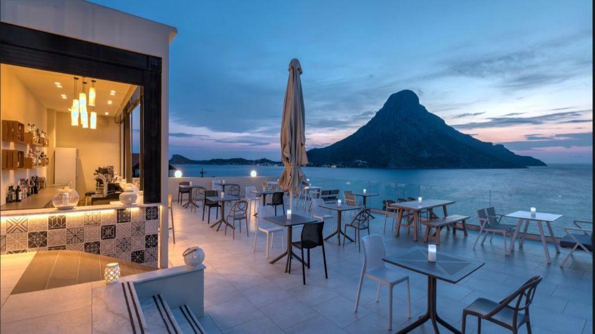 Carian Hotel πανέμορφη τοποθεσία στη θάλασσα