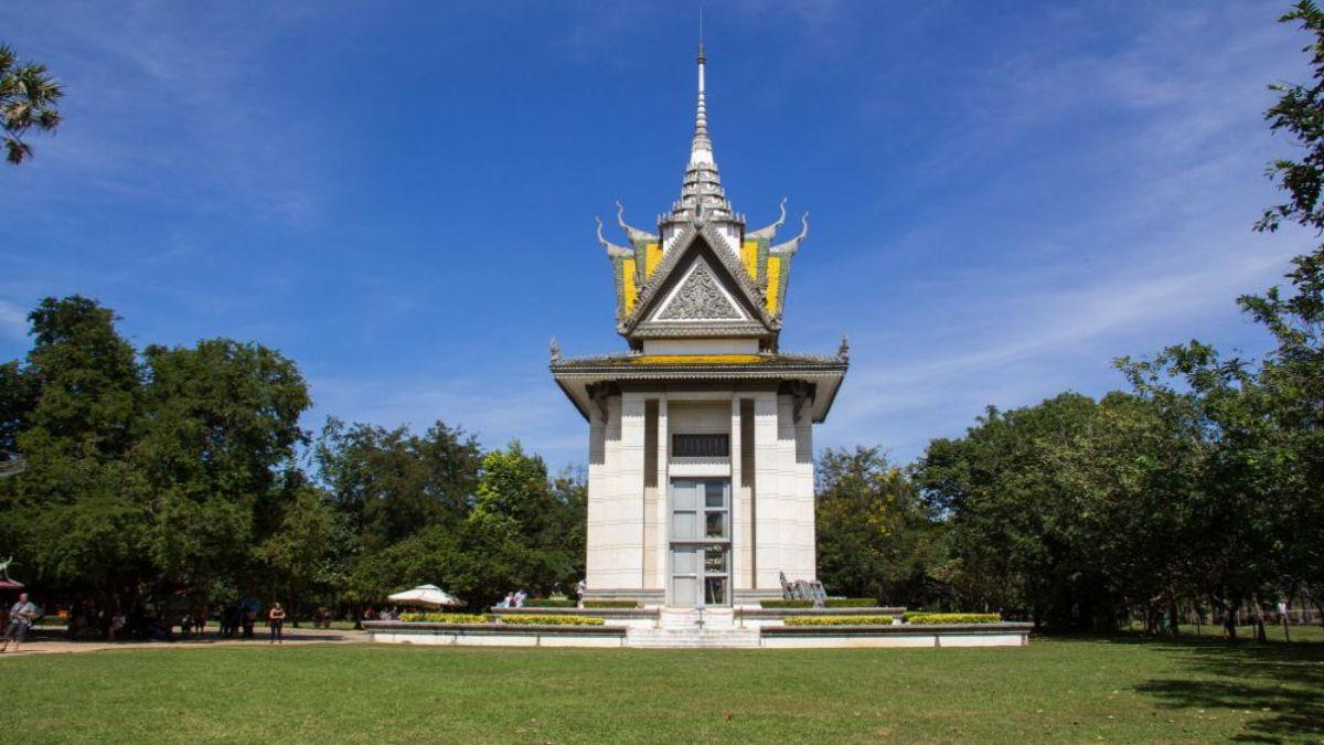 Μνημείο Τσόεινγκ Εκ Καμπότζη