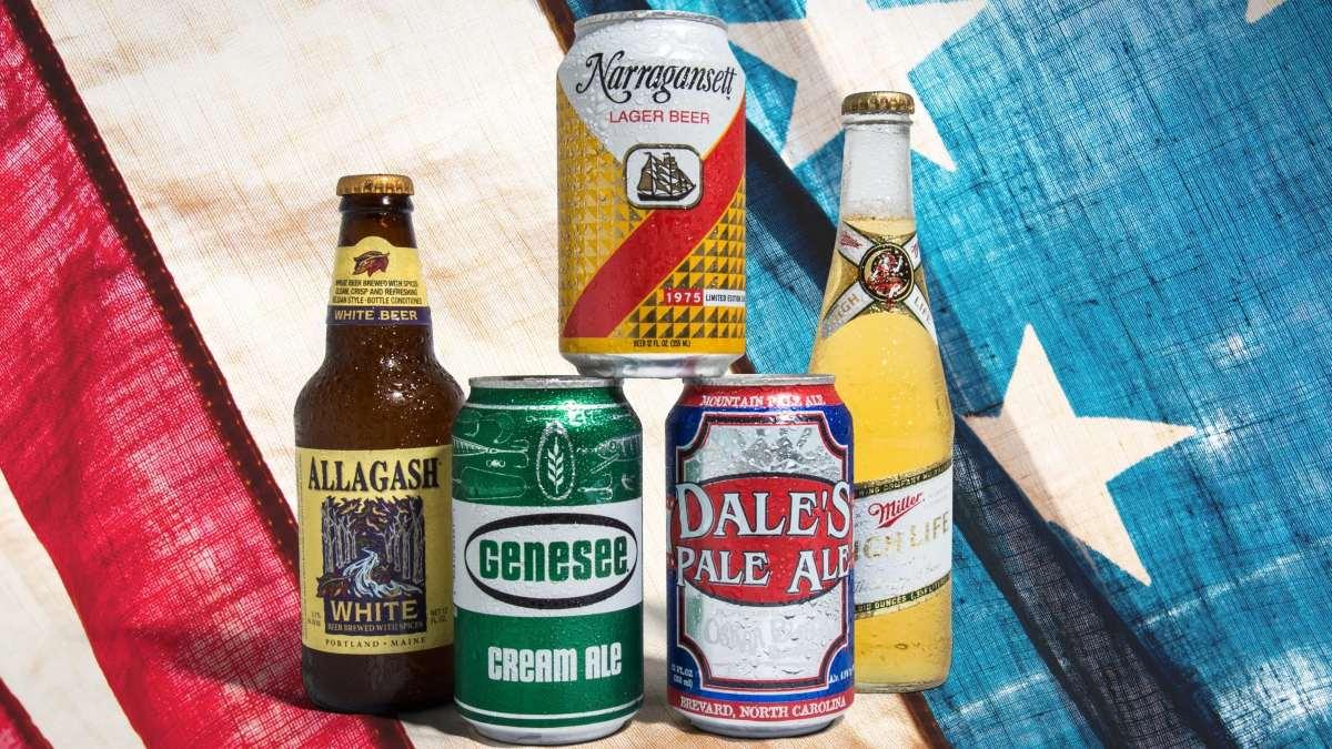 διάφορα είδη μπύρας still life