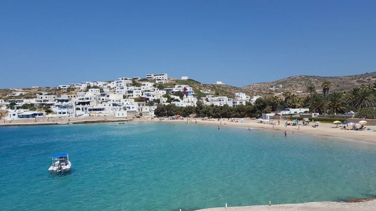 Δονούσα Stavros Beach