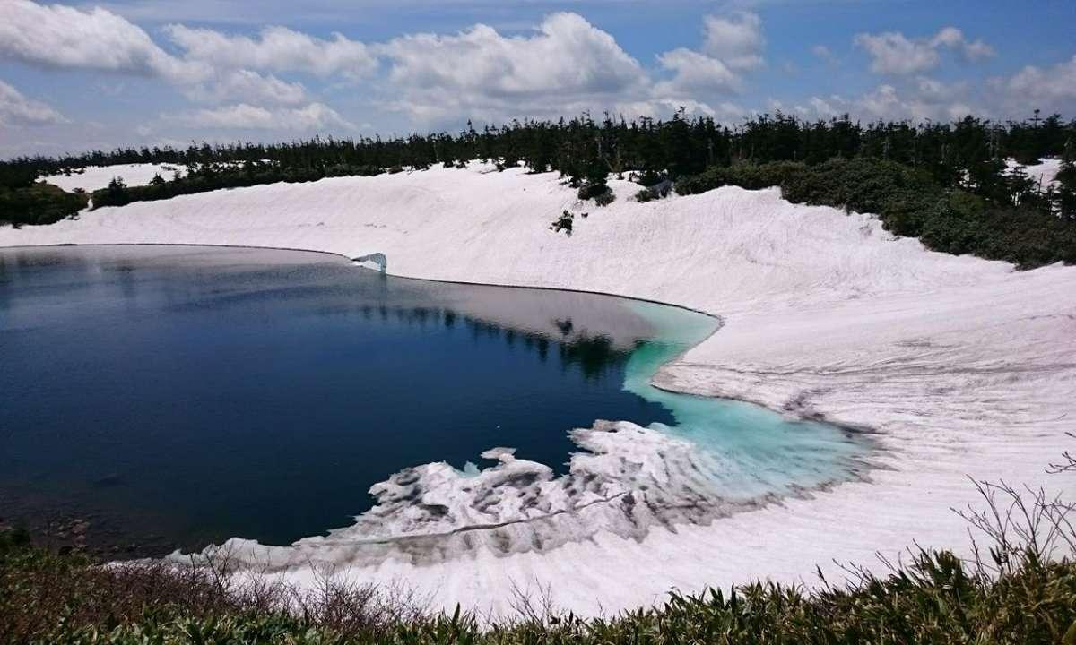 dragon eye λίμνη Ιαπωνία