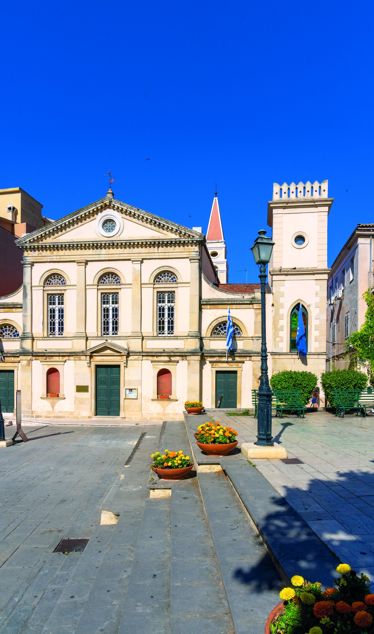 Καθεδρικός Ναός Κέρκυρας