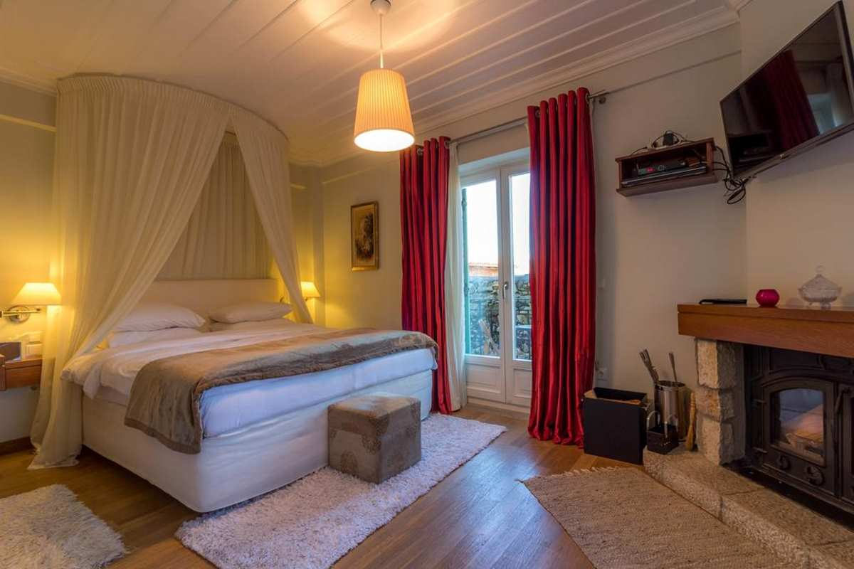 Δωμάτιο στο  Enastron Guesthouse