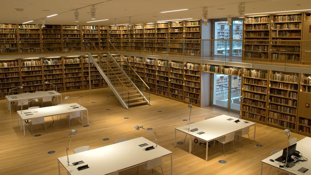 Εθνική Βιβλιοθήκη, Νιάρχος