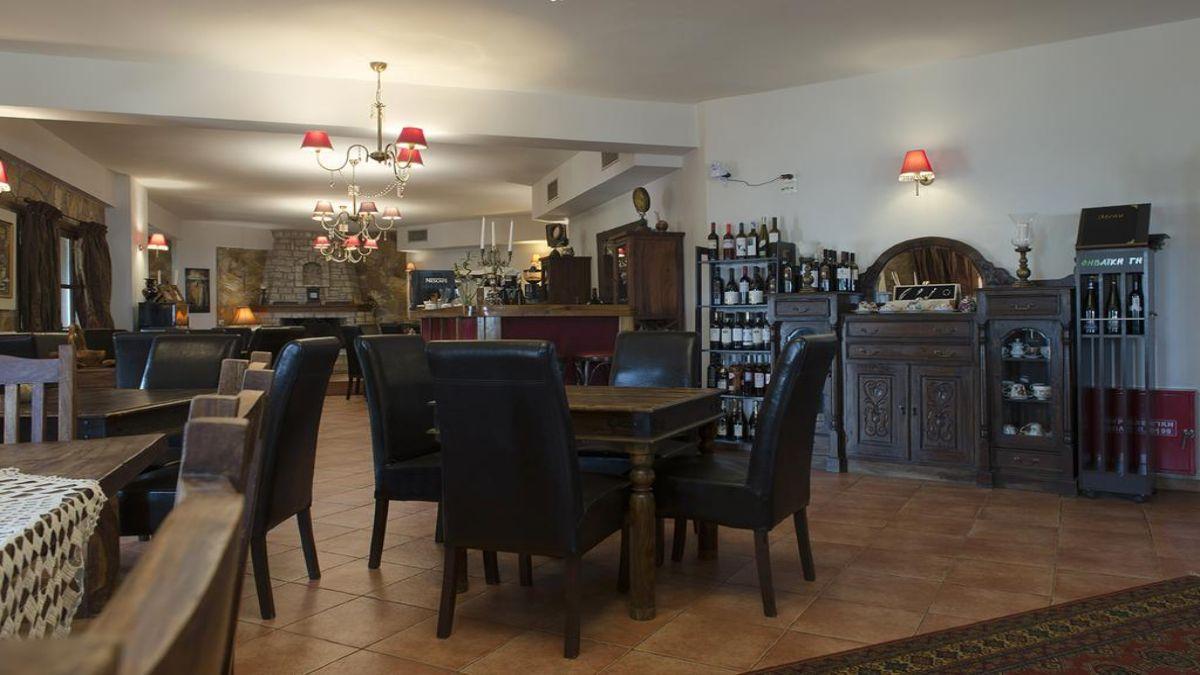 Αρχοντικό Φιαμέγκου εστιατόριο