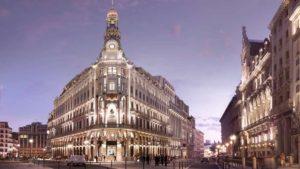 Νέα άφιξη! Άνοιξε το πρώτο Four Seasons Hotel στη Μαδρίτη!