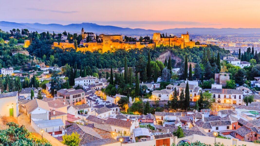 Γρανάδα Ισπανία