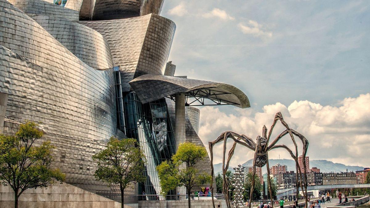 Μουσείο Γκούγκενχαιμ, Μπιλμπάο Ισπανία