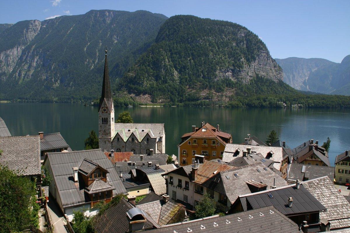 Χάλστατ, Αυστρία
