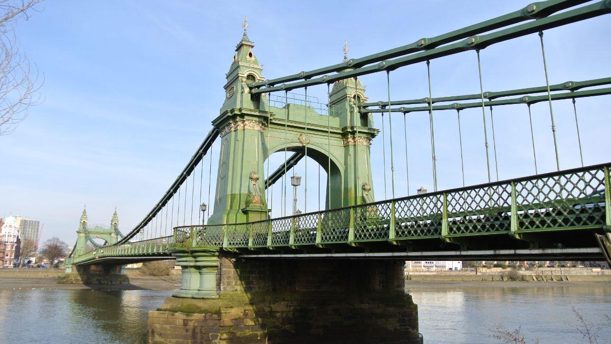 γέφυρα Hammersmith