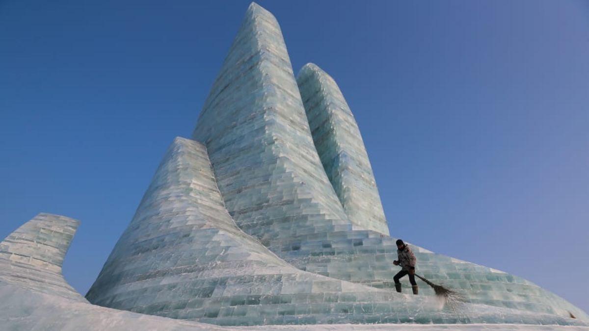 Χαρμπίν, Κίνα