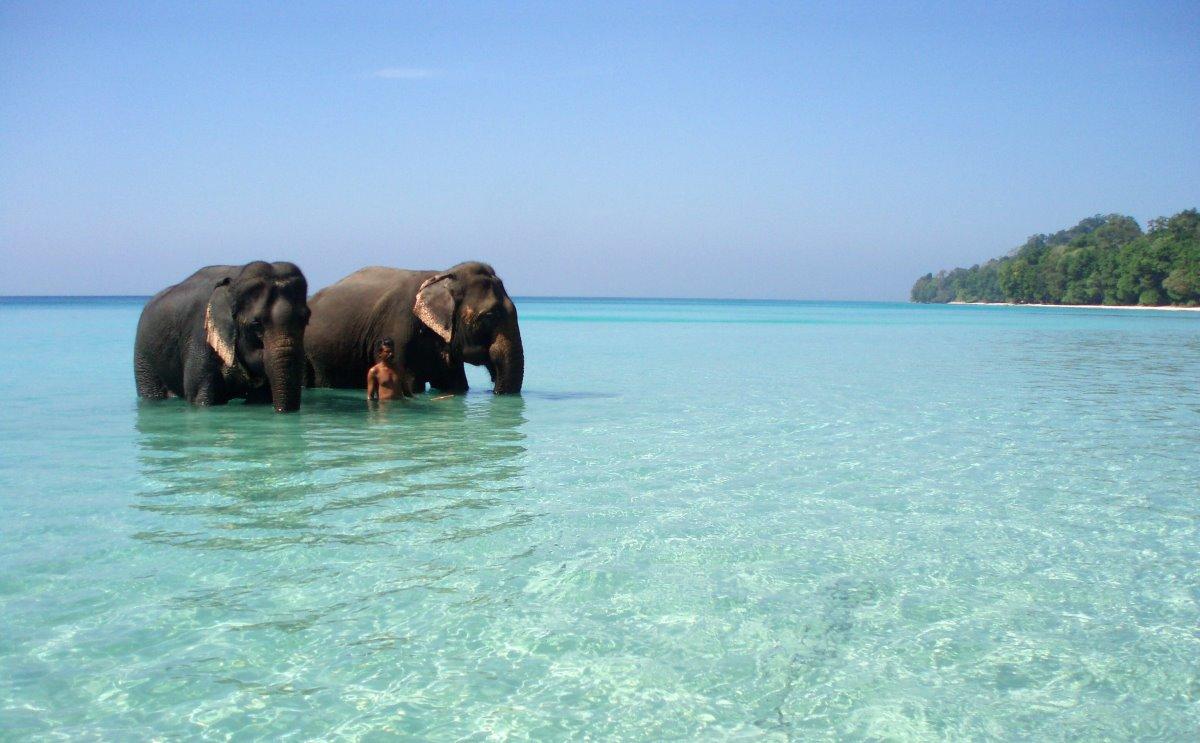 Havelock Island, Ινδία