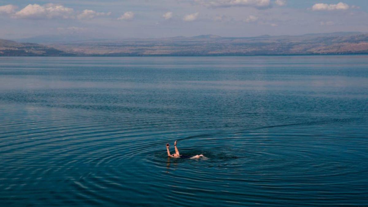 Ισραήλ, κολυμβητής
