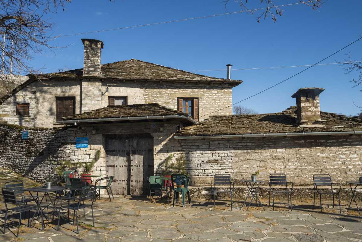 Χαρακτηριστικές εικόνες στο Καπέσοβο, Ζαγόρι