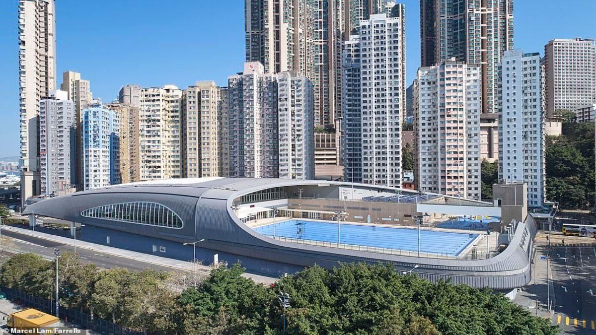 Kennedy town, Χονγκ Κονγκ
