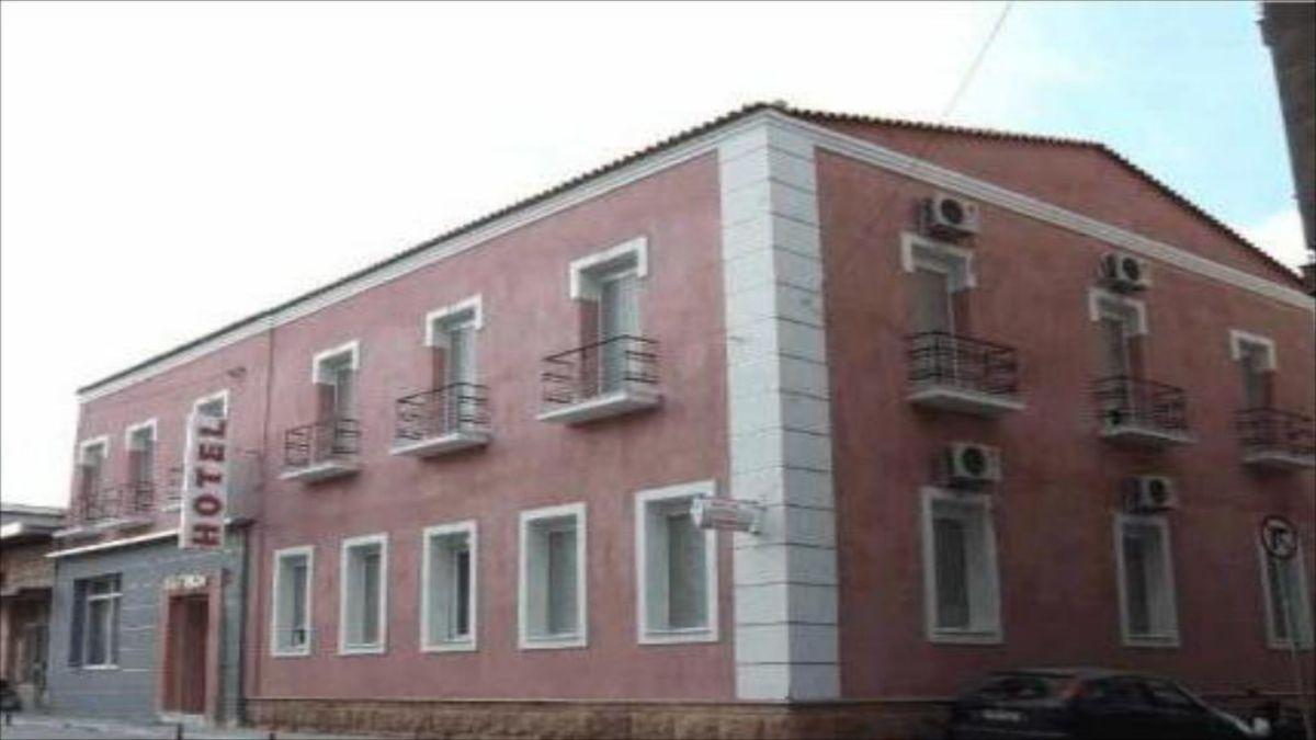 Ξενοδοχείο Κεντρικόν στη Χαλκίδα