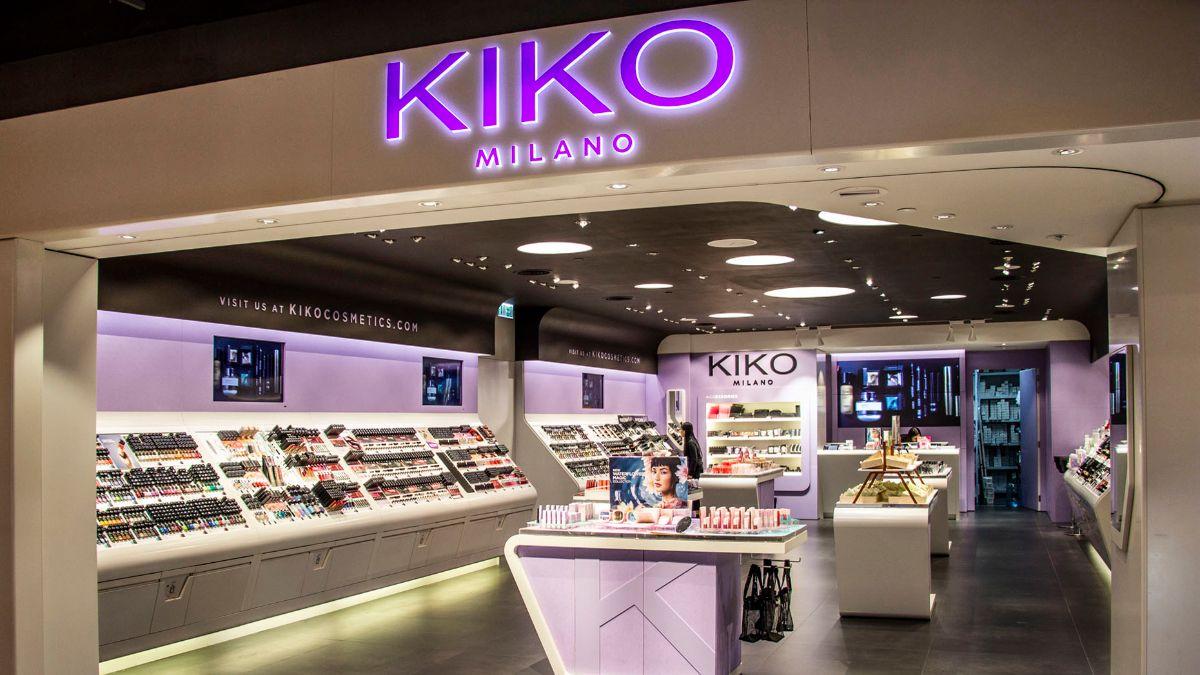 Kiko store στο εξωτερικό