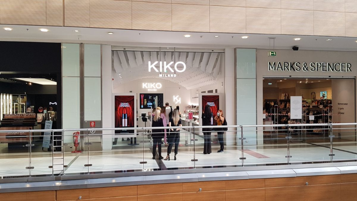 kiko the mall