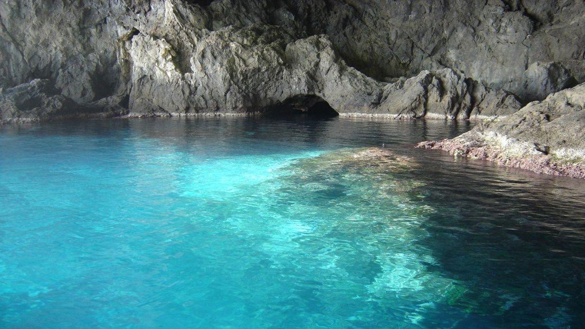 Κύθηρα σπηλιά