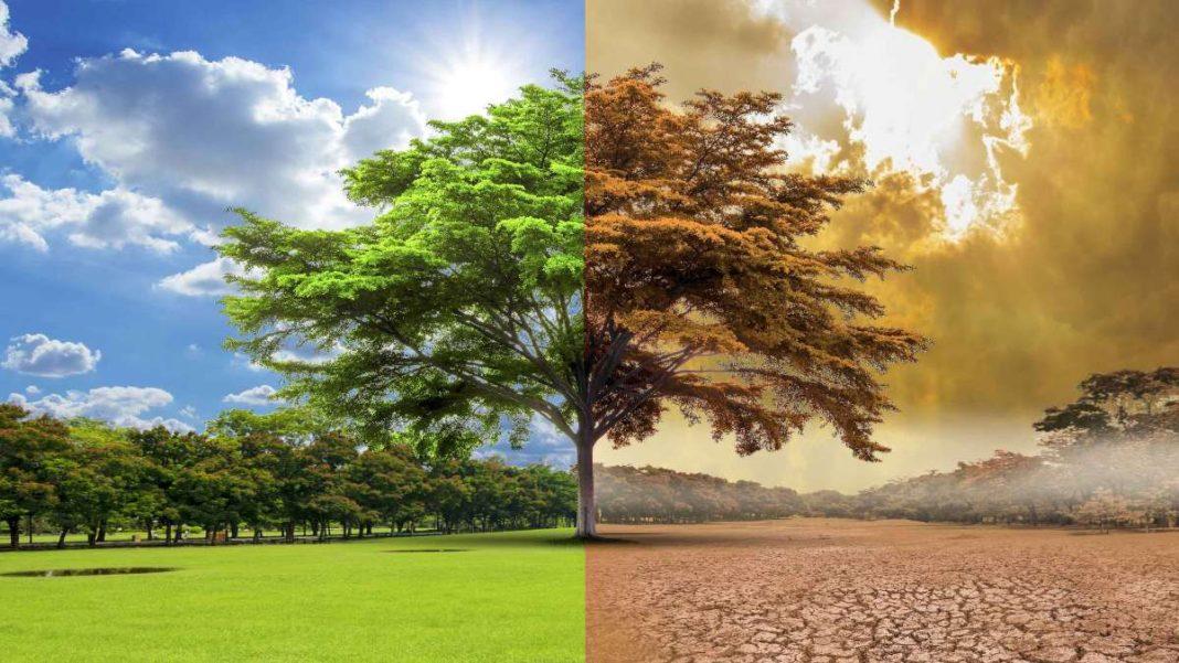 κλιματική αλλαγή διαφορές φύση