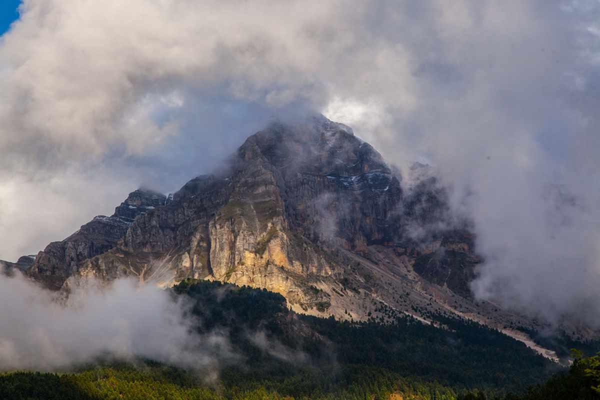 Κορυφή της Στρογγούλας