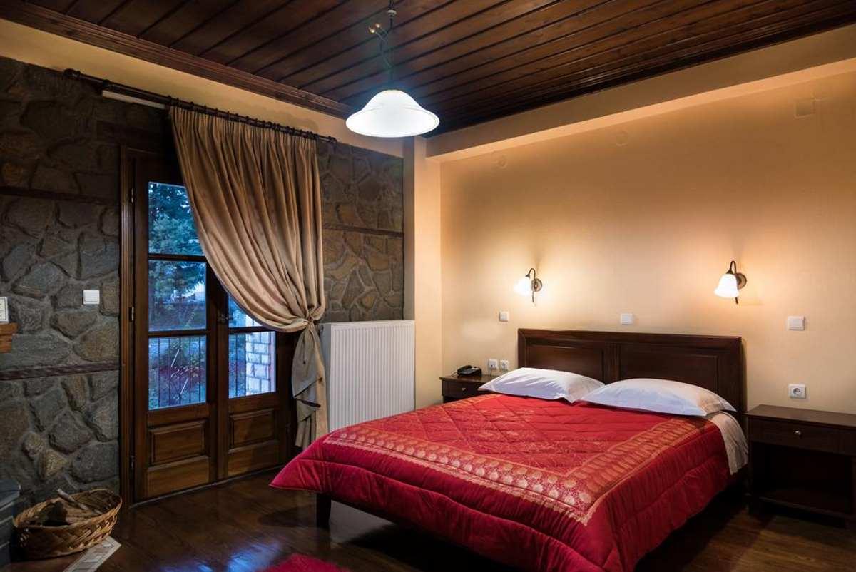 Ξενοδοχείο Κρούπη, Ελάτη Τρικάλων