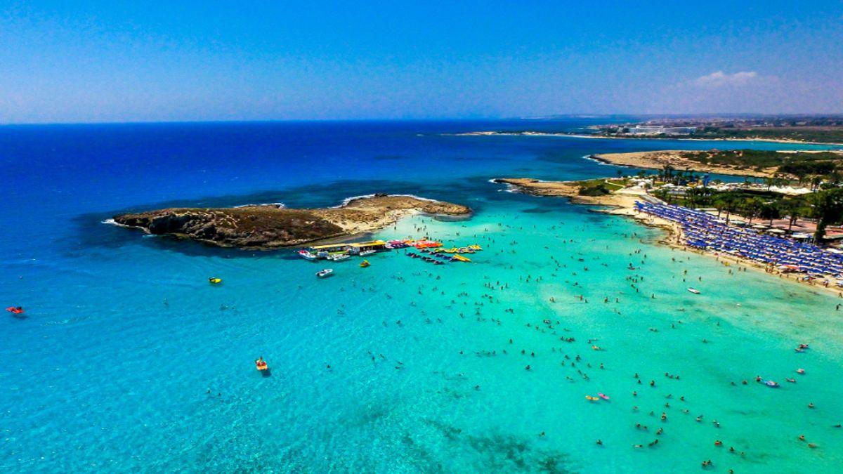 Κύπρος παραλία