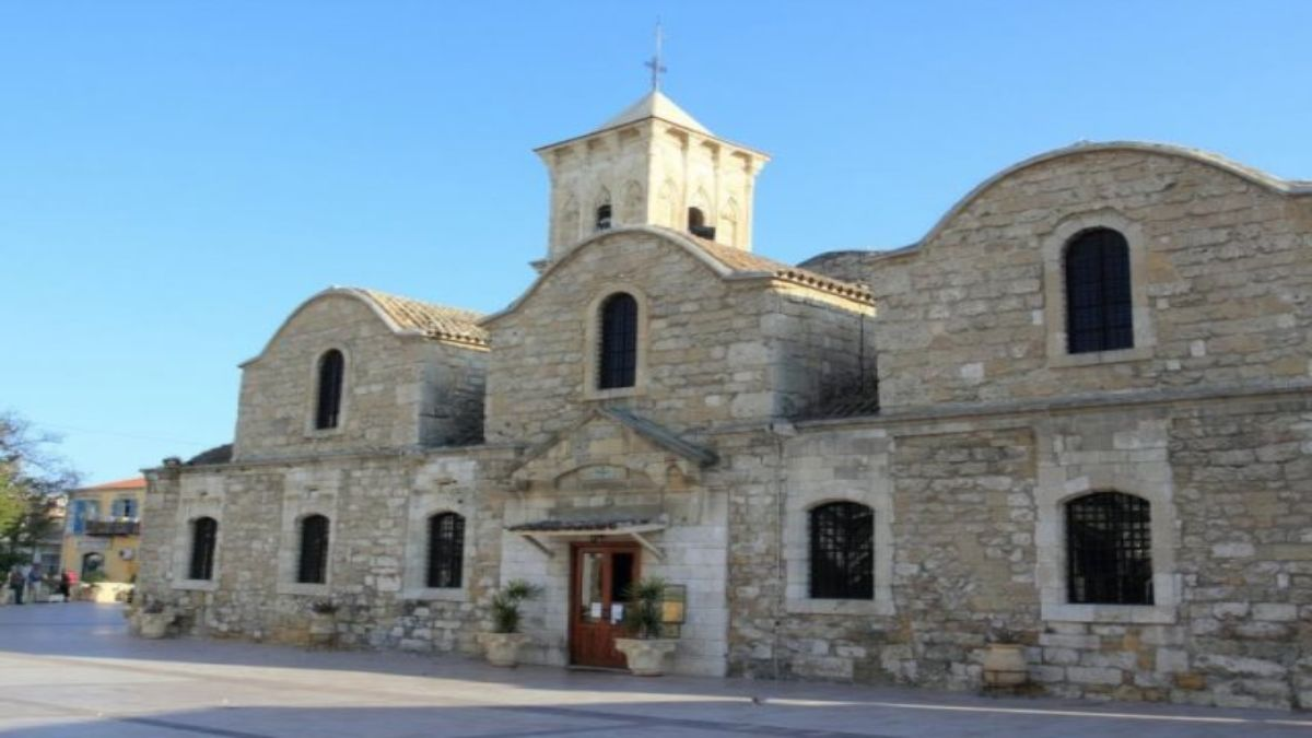 Ιερός Ναός Αγίου Λαζάρου