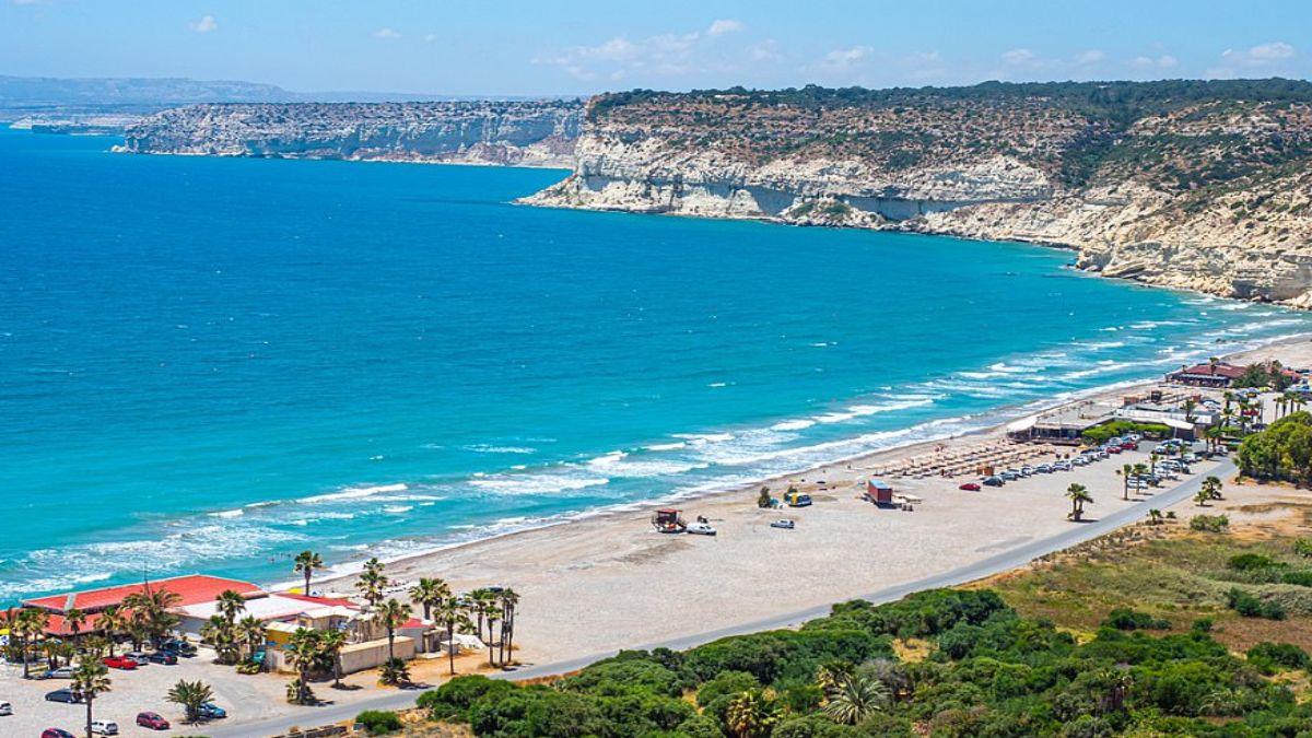 Κύπρος Λεμεσσός παραλία