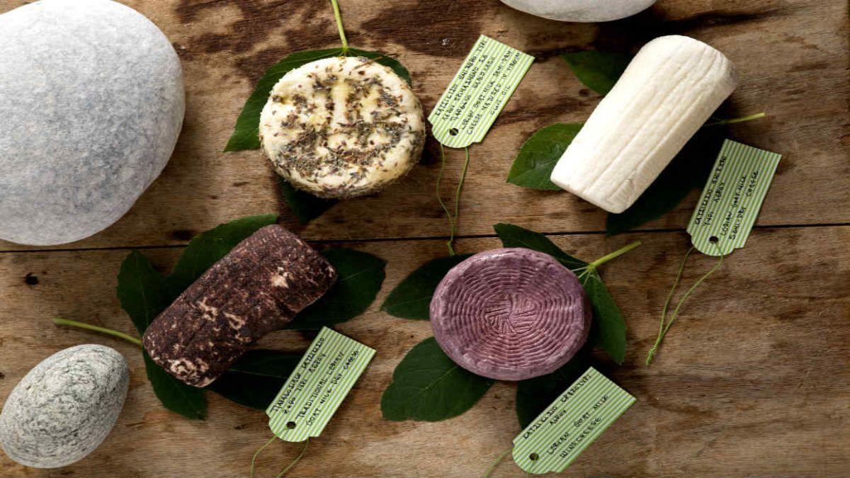 Τα παραδοσιακά τυριά της Λέρου