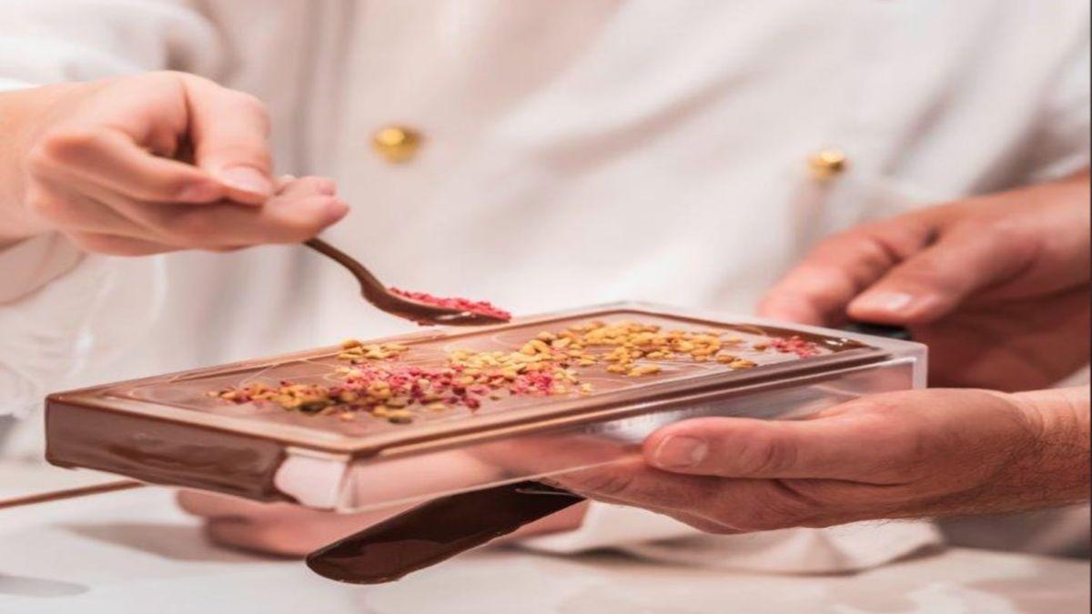 δοκιμή πραλίνας, Lindt Home of Chocolate