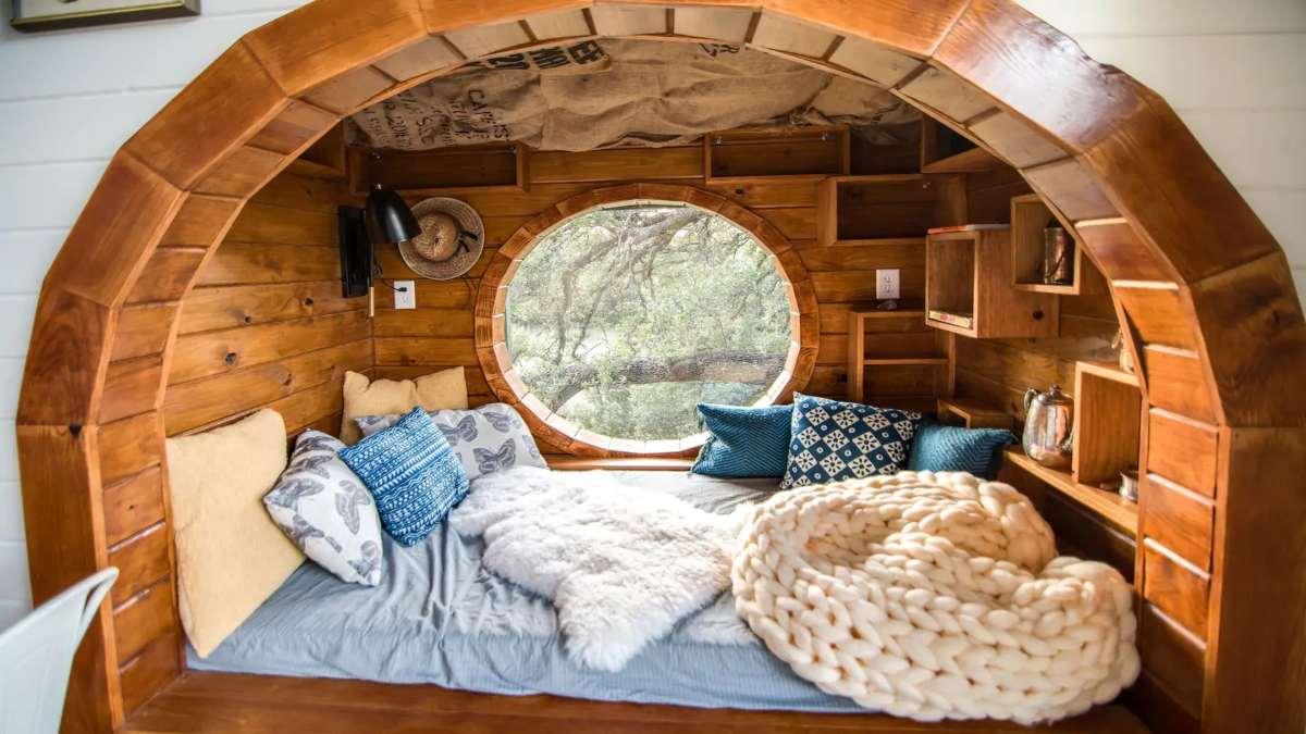 Live Oak Treehouse, Τέξας Airbnb