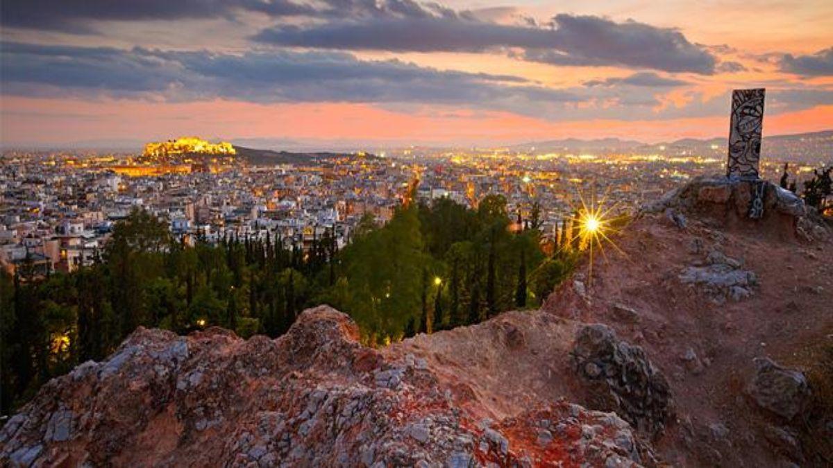 Λόφος Στρέφη Αθήνα