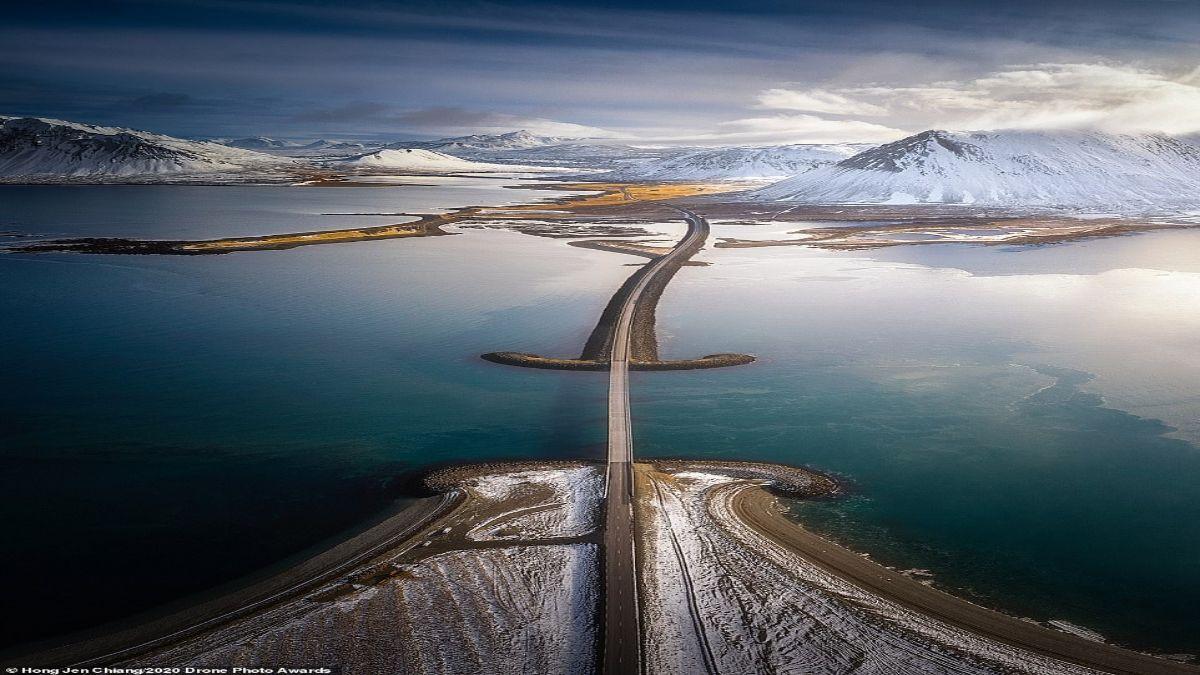 Lonely Road Ισλανδία