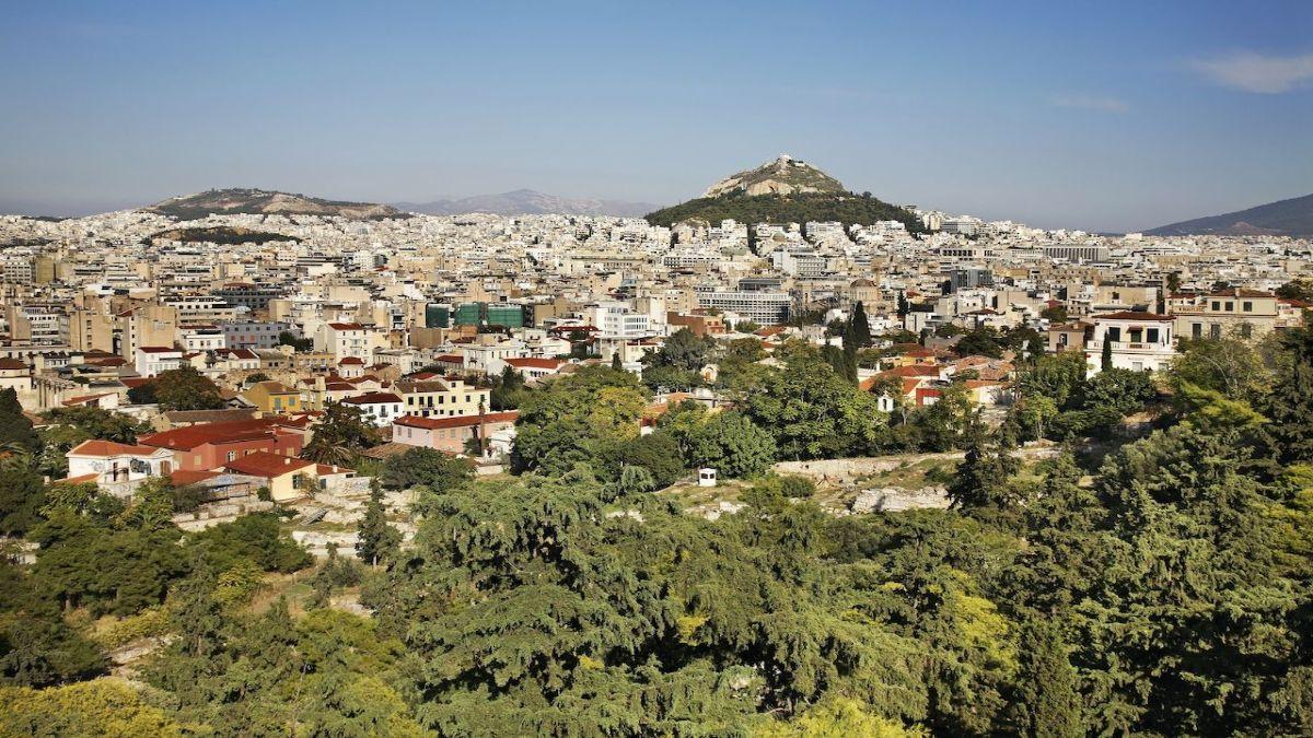 Λυκαβηττός Αθήνα