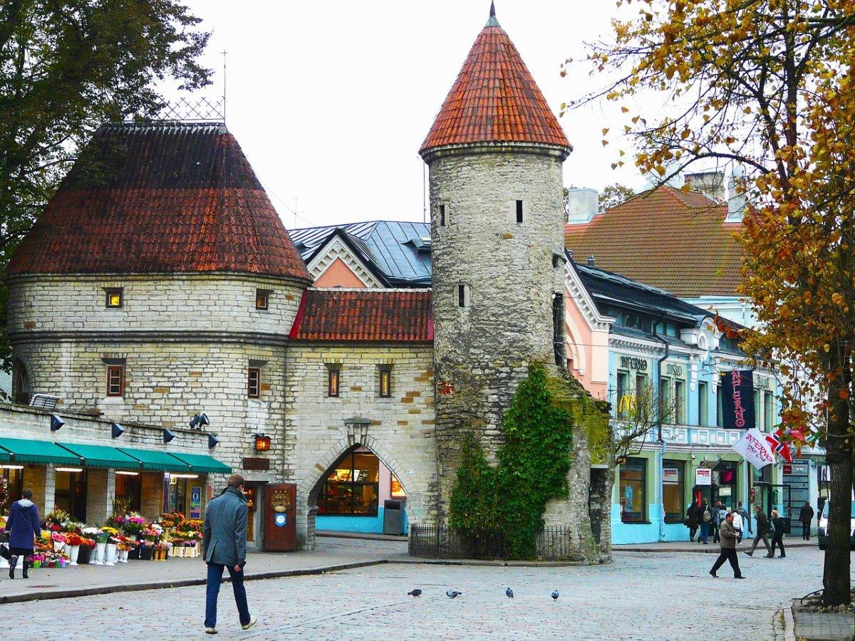 Ταλίν, Εσθονία