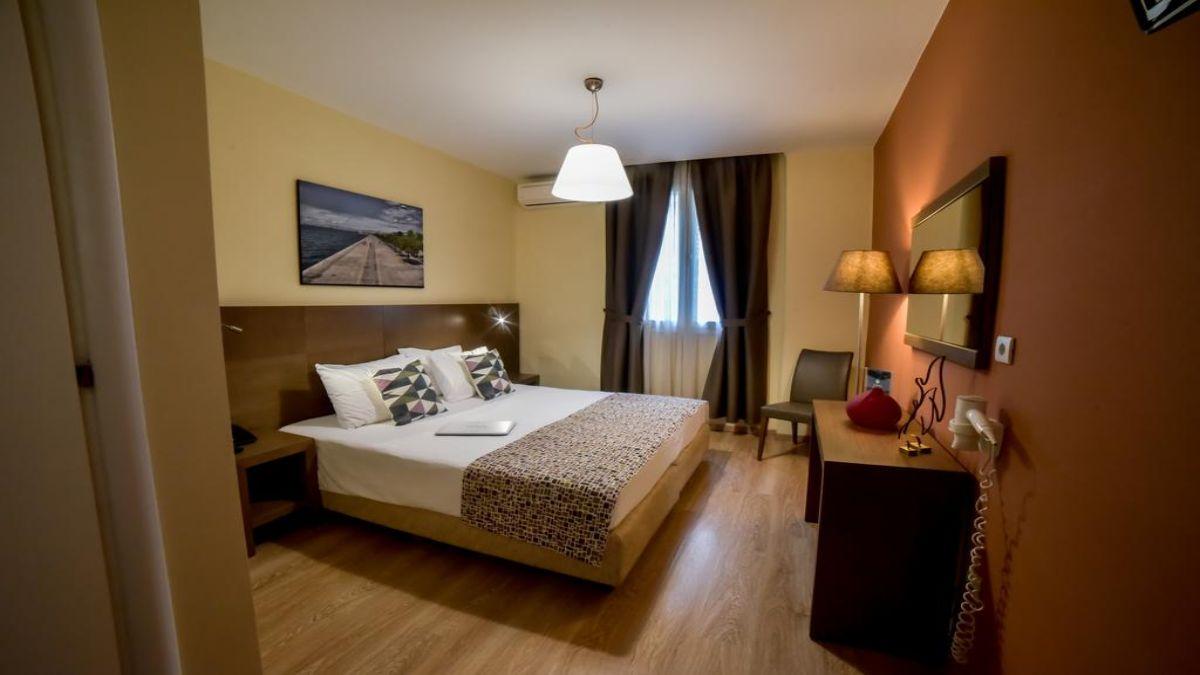 Orestias Kastorias κρεβάτι
