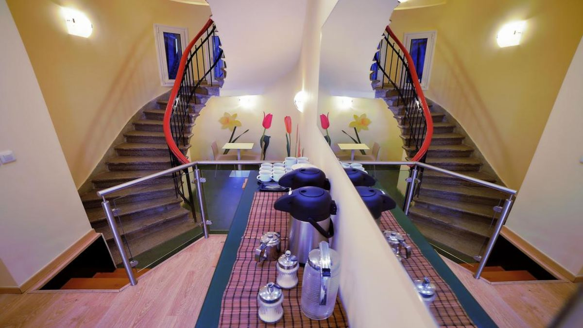 Orestias Kastorias σκάλες