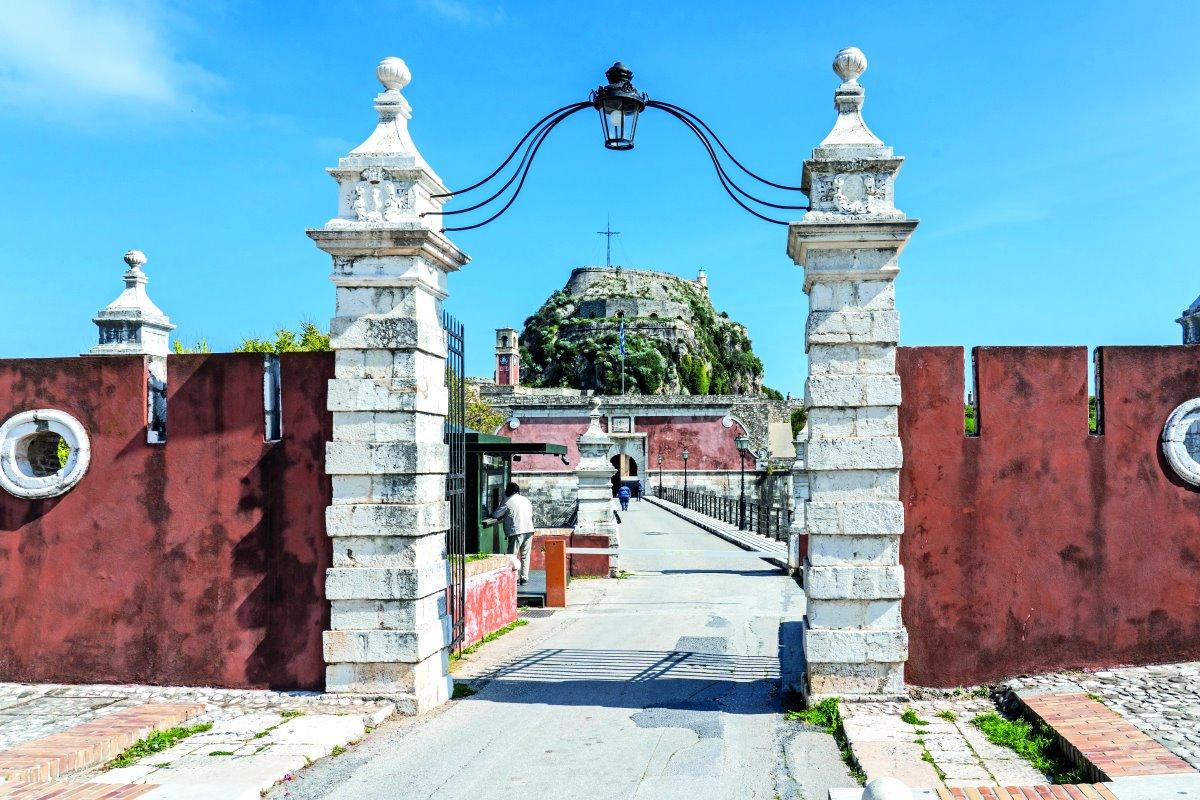 Παλιό Φρούριο, Κέρκυρα
