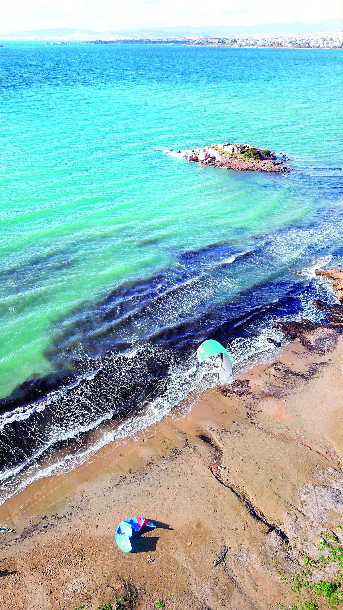Παραλίες στην Αττική Ριβιέρα