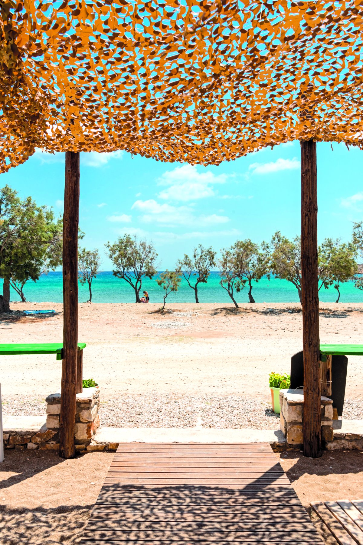 Παραλία Τρυπητή Πάρος