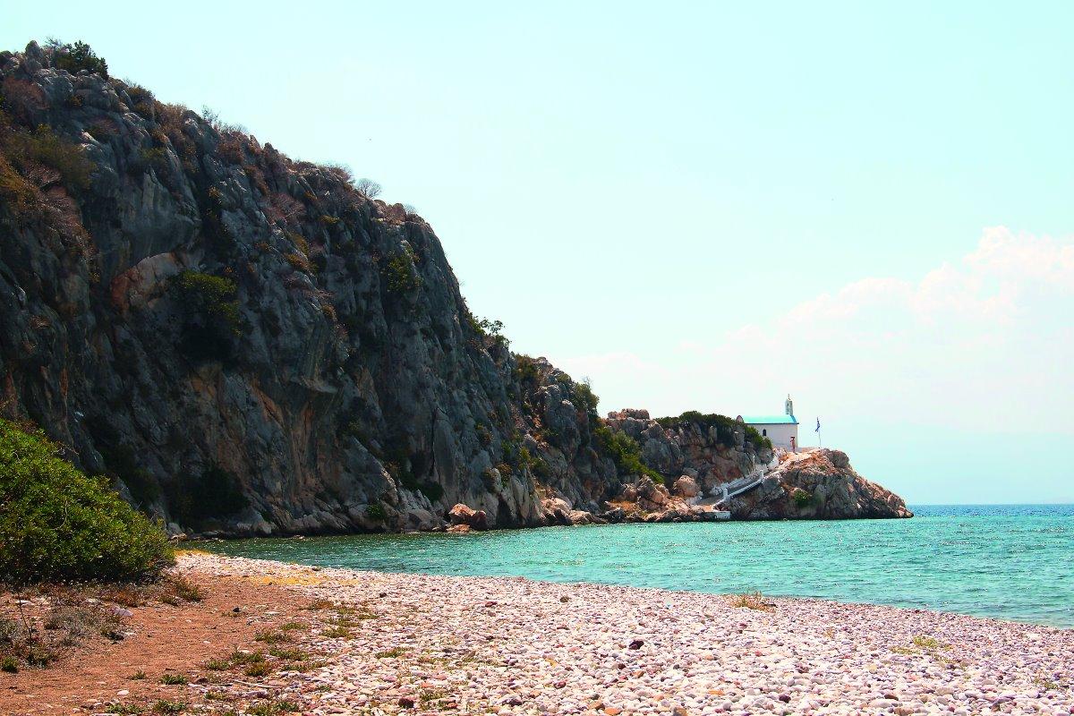 Παραλία Κανδύλι, Ναύπλιο