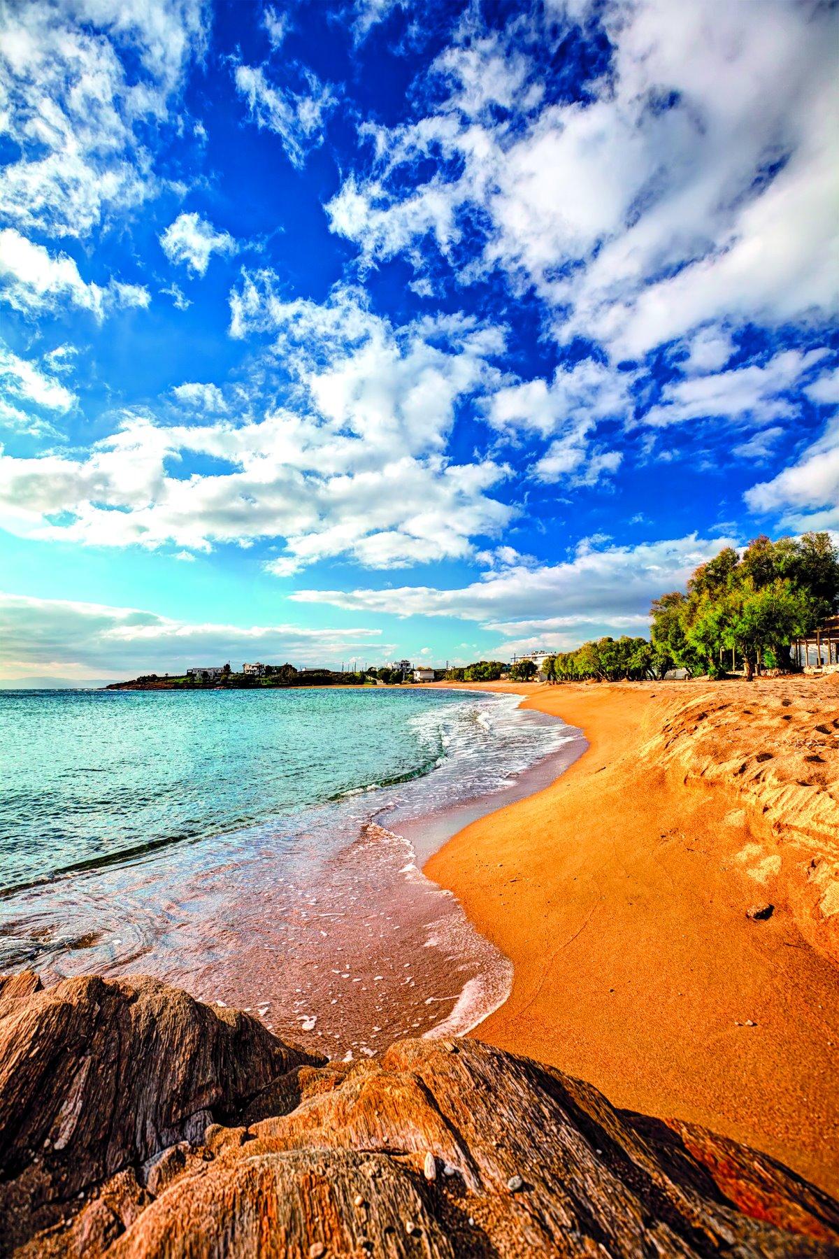 Παραλία Λογαράς Πάρος