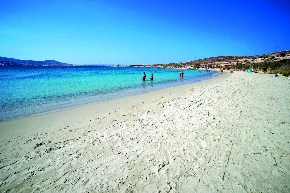 Παραλία Μαρτσέλο Πάρος