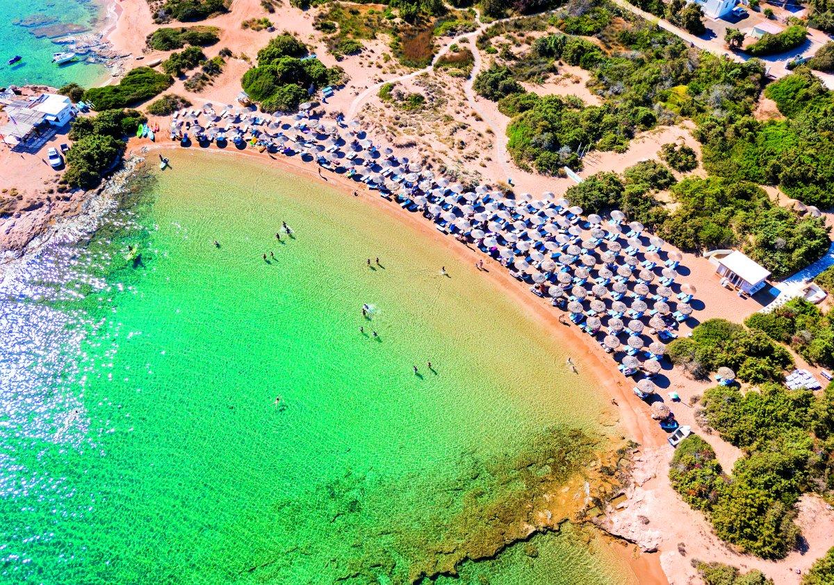 Παραλία Σάντα Μαρία Πάρος