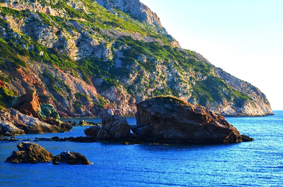 Παραλίες στη νότια πλευρά της Αττικής