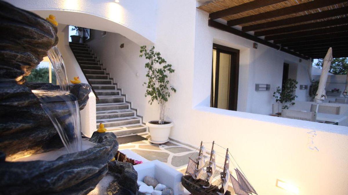 Πέργκολα σκάλες