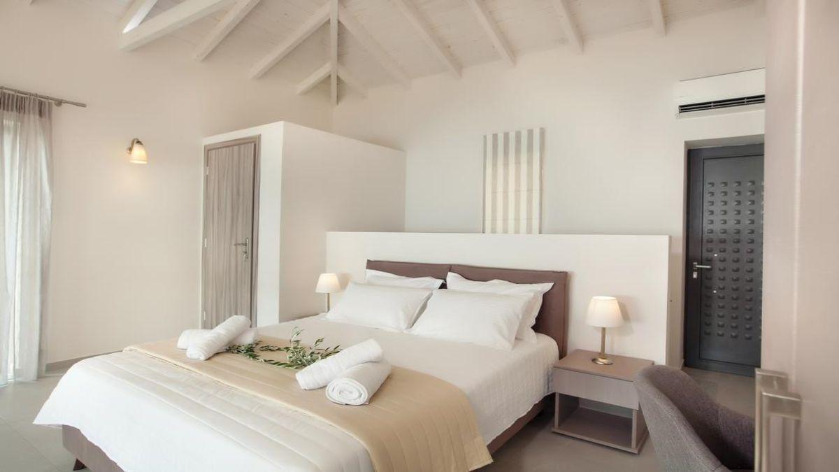 δωμάτιο στο Petra Thea